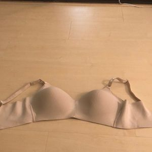 Wireless nude bra. Worn only once